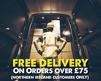 FREE Delivery UK & NI on orders over £75
