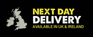 Next Day Delivery – Available in UK & Ireland