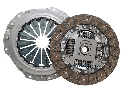 LR072972 - Uprated Clutch Kit - Plate & Cover (Britpart) Defender ''''07 onwards
